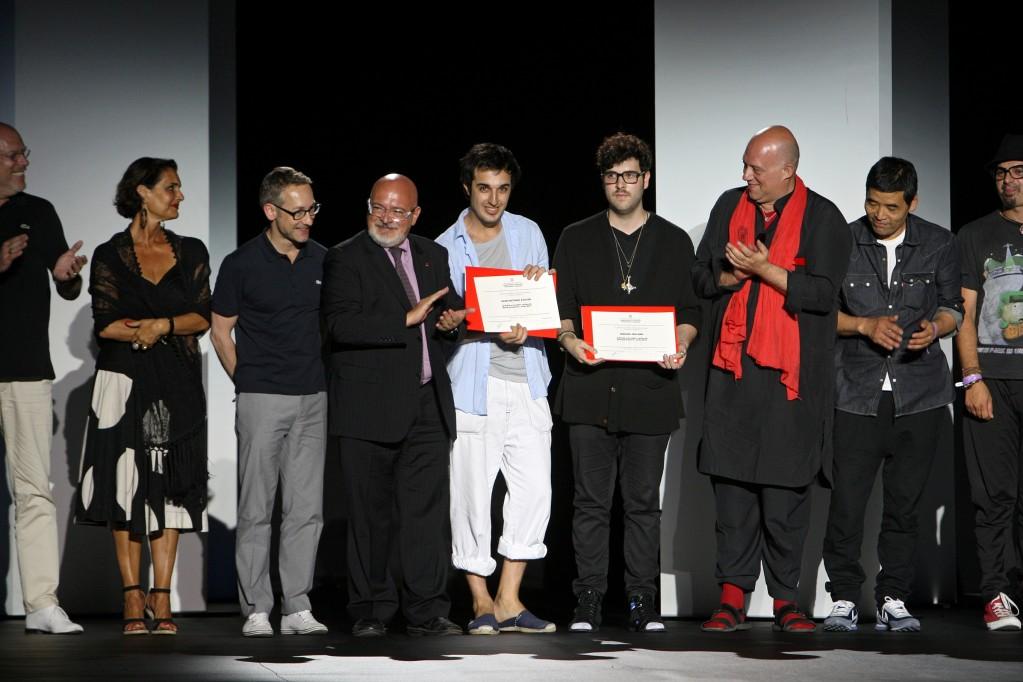 Entrega Premios 080 Barcelona Fashion