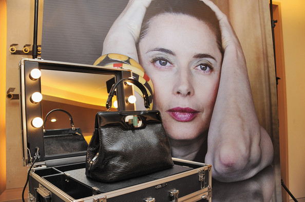 Isabella+Rossellini+Bulgari+Bag+Launch+Cocktail+X5nFs_Hl4Bjl
