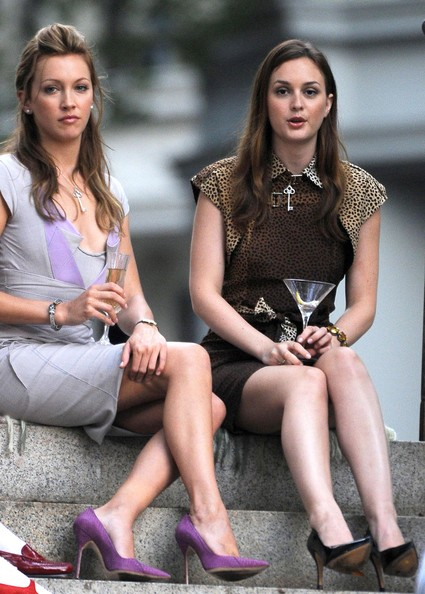 Leighton+Meester+Set+Gossip+Girl+New+York+ejtuc9hBjmOl
