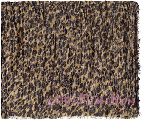 LeopardStoleDiscoMarron