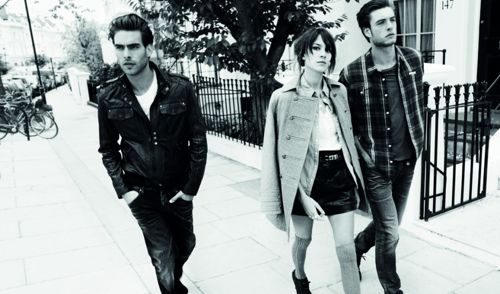 Pepe Jeans London FW10 - 1