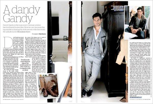 david gandy es magazine 01