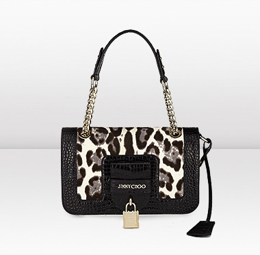 Gwen bag, pre fall Jimmy Choo