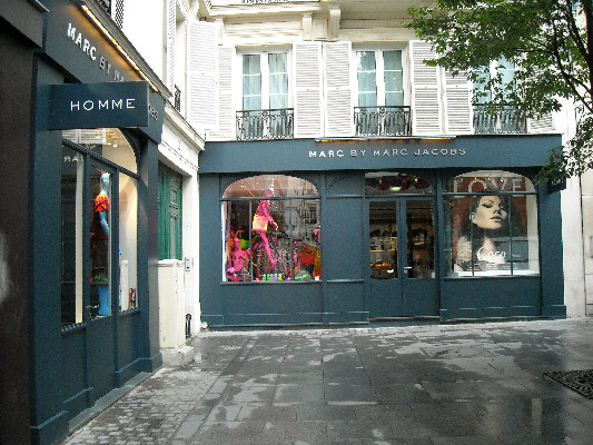 Marc Jacobs, Paris