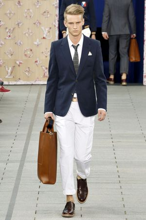 SS 2012 Men, Louis Vuitton