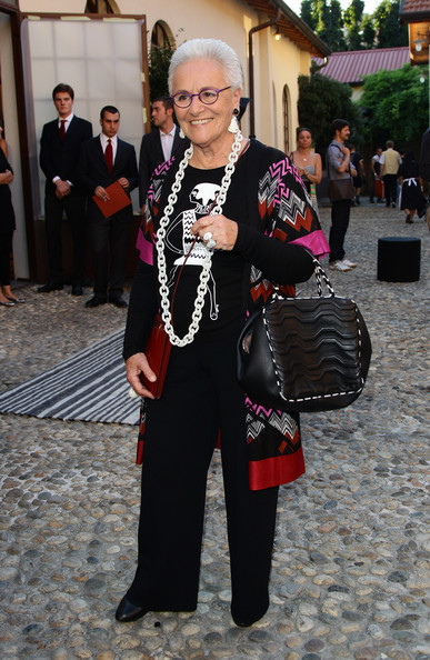 Rosita Missoni at Milan Fashion Week Menswear Spring/Summer 2012
