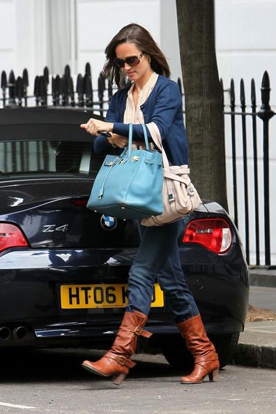 Pippa Middleton Hermes Birkin 4