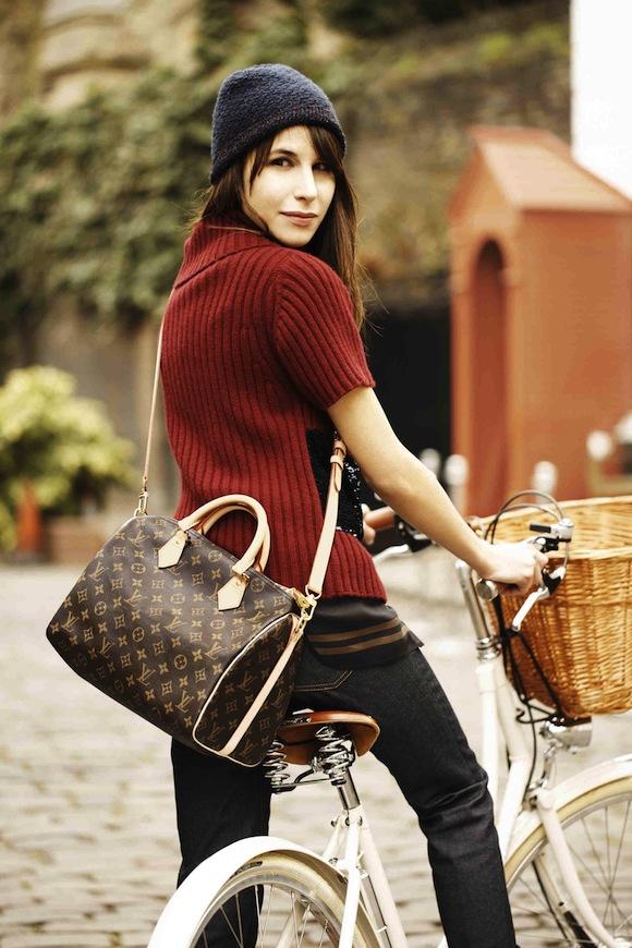 Bandolera Speedy Vuitton