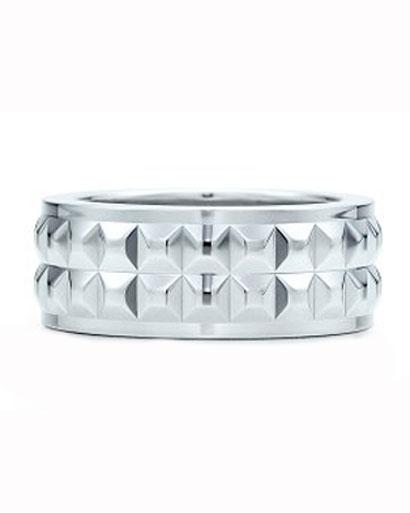 Un anillo de Tiffany