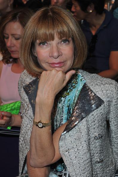 Christian Dior Front Row Paris Fashion Week