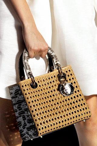 Bolsos Christian Dior  SS 2012