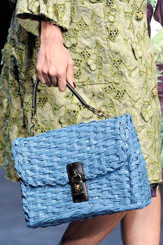 Dolce Gabbana bags SS 2012