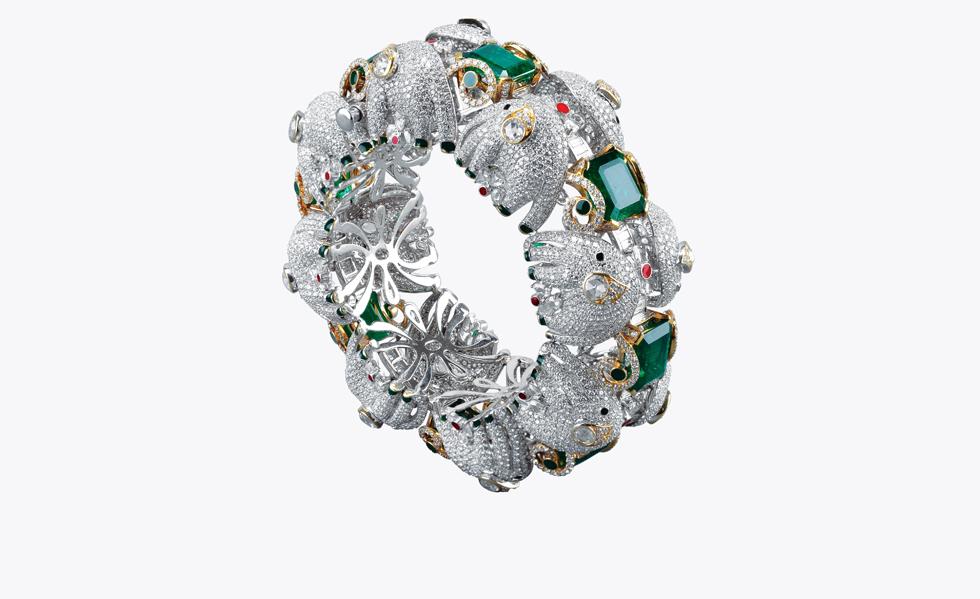 Elephant jewels