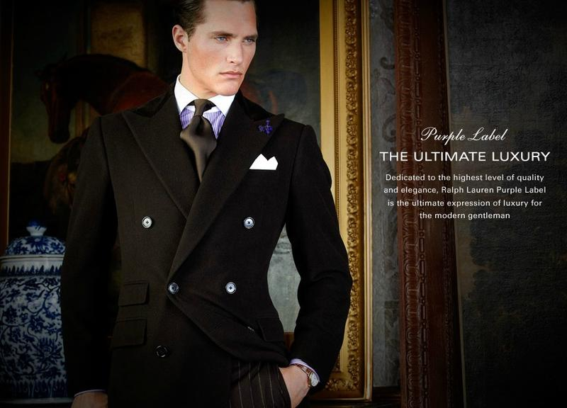 Ralph Lauren,Purple Label