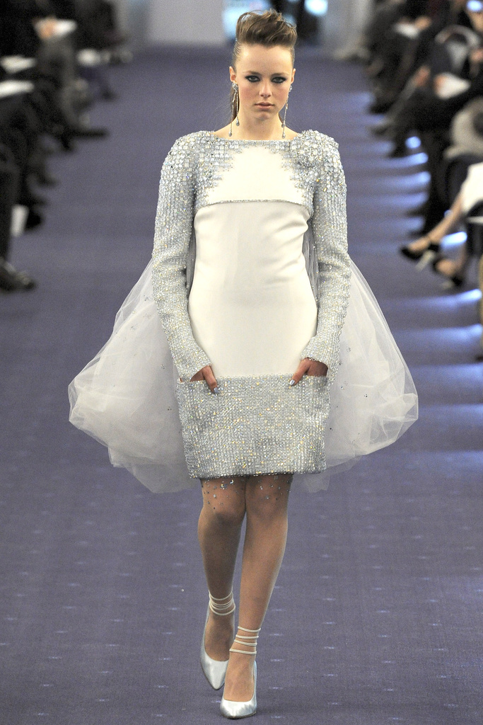Chanel  Couture SS 2012