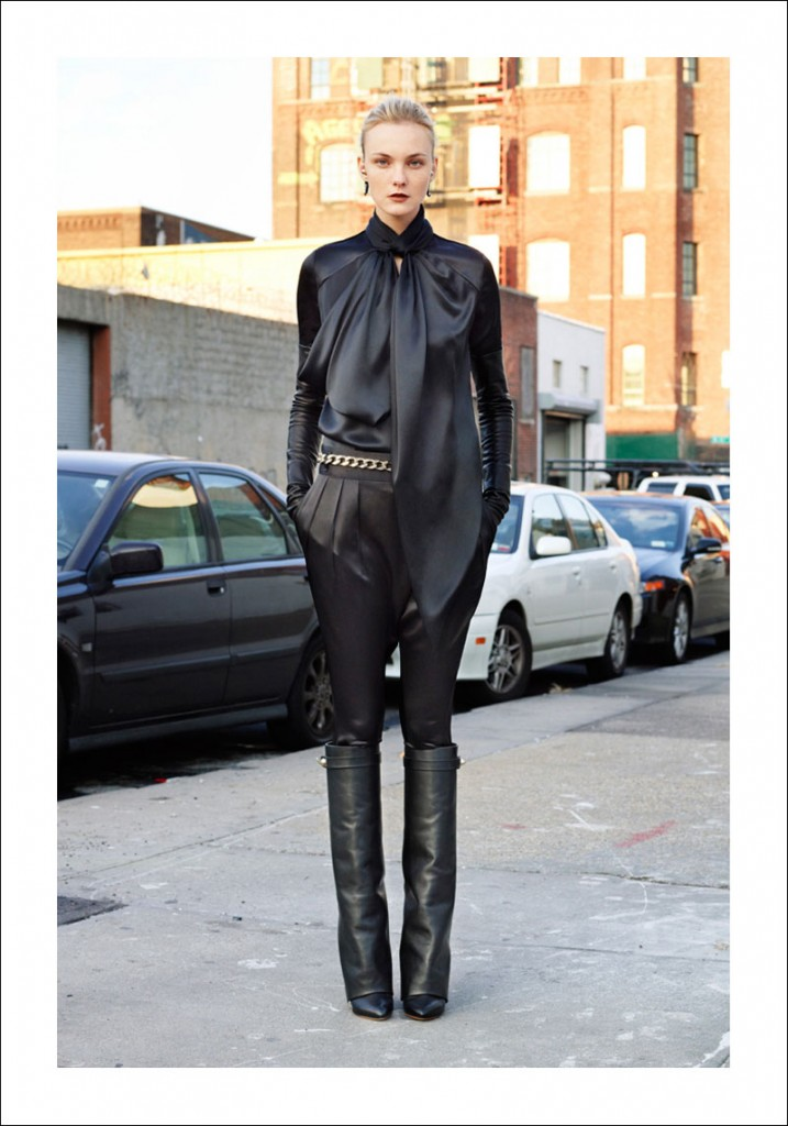 givenchy Pre autum winter 2012