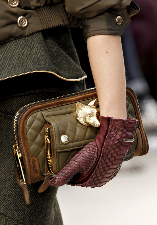 Burberry Prorsum Fall Winter 2012-13