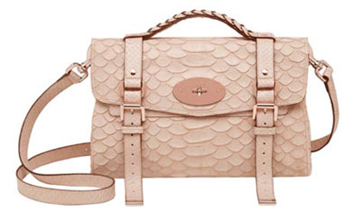 Alexa bag, Mulberry