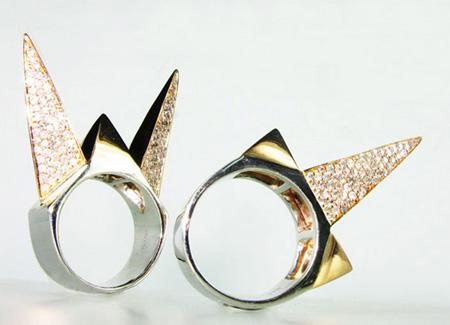 Ramses ring, Plukka