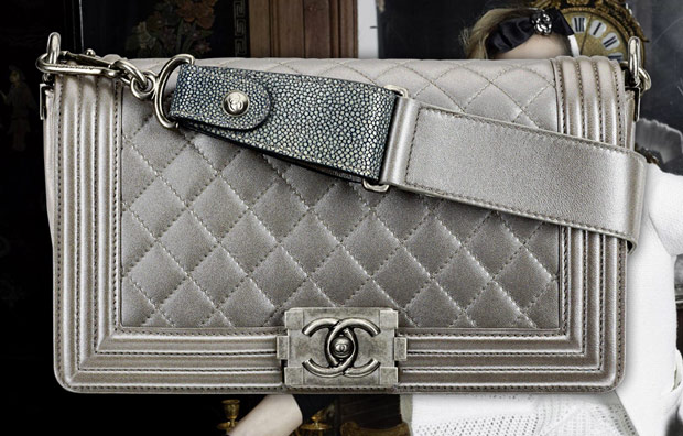 Boy Chanel bag