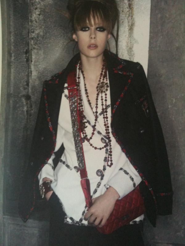 Chanel Paris Bombay 2012,