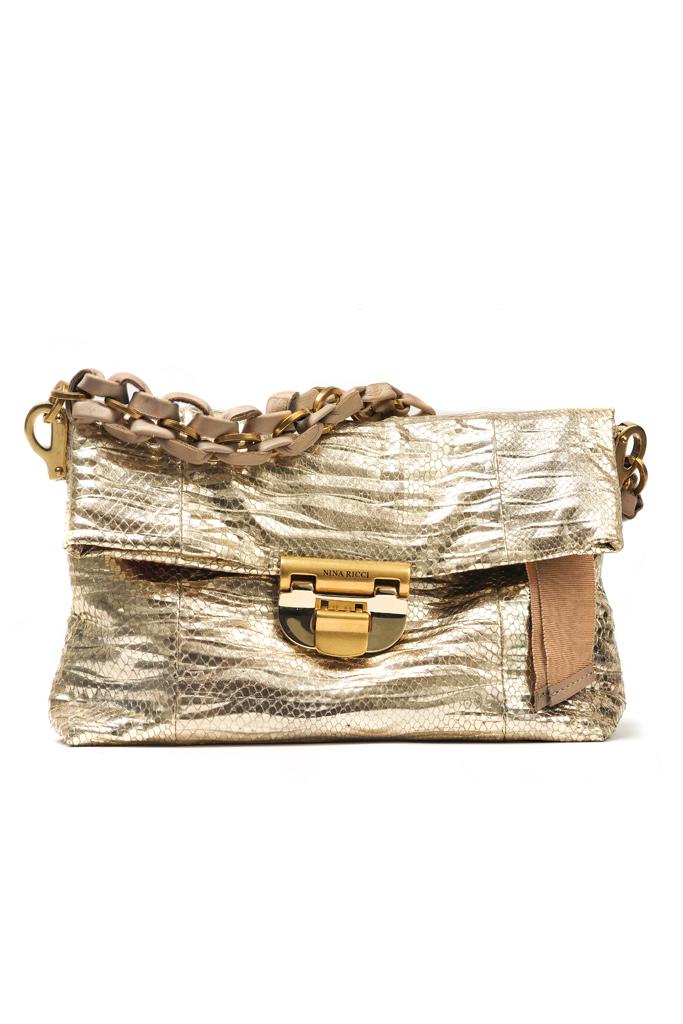 Nina Ricci Fall 2012 bags