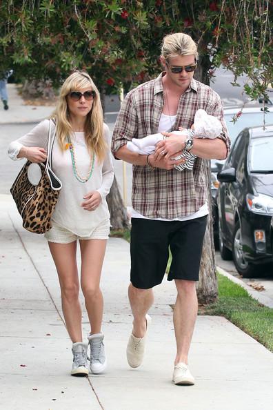 Elsa+Pataky+Chris+Hemsworth