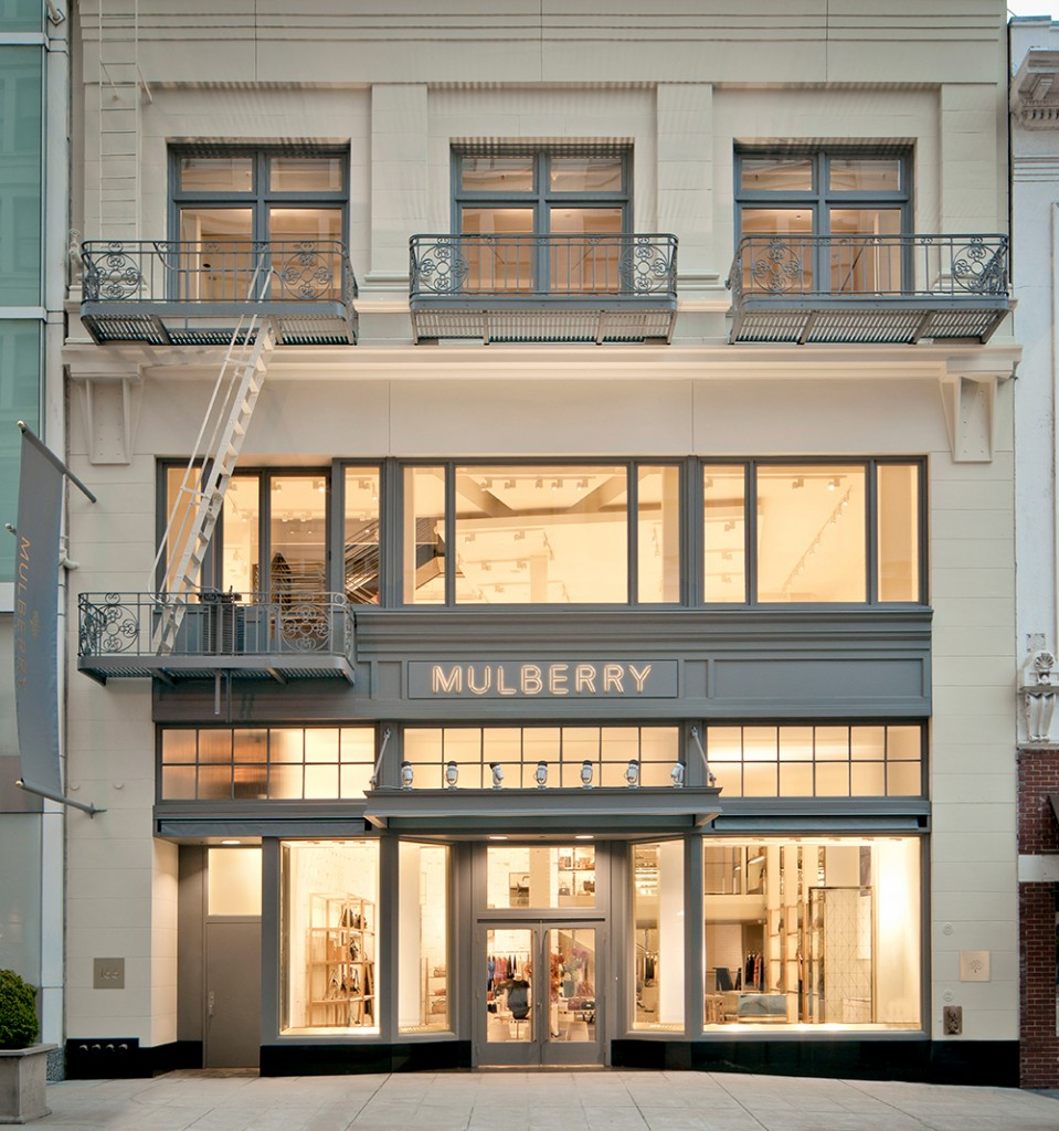 Mulberry, San Francisco
