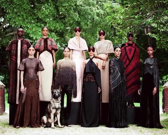 Givenchy Couture 2012