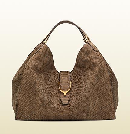 Soft Stirrup bag, Gucci