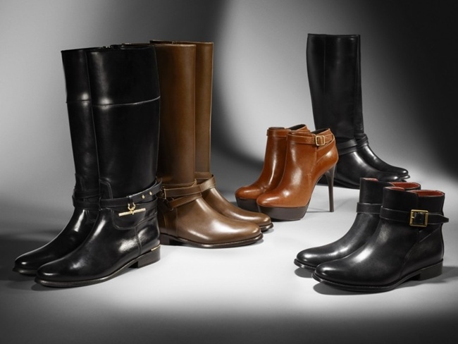 Burberry Prorsum, Fall 2012 Accesories