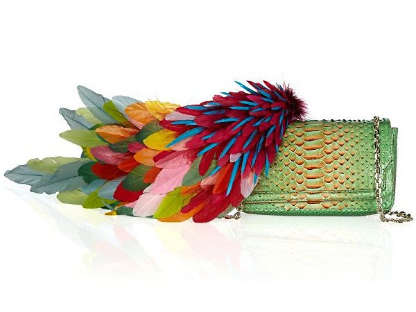 Christian-Louboutin-20th-Anniversary-Artemis-Plumes-Python-Shoulder-Bag-1