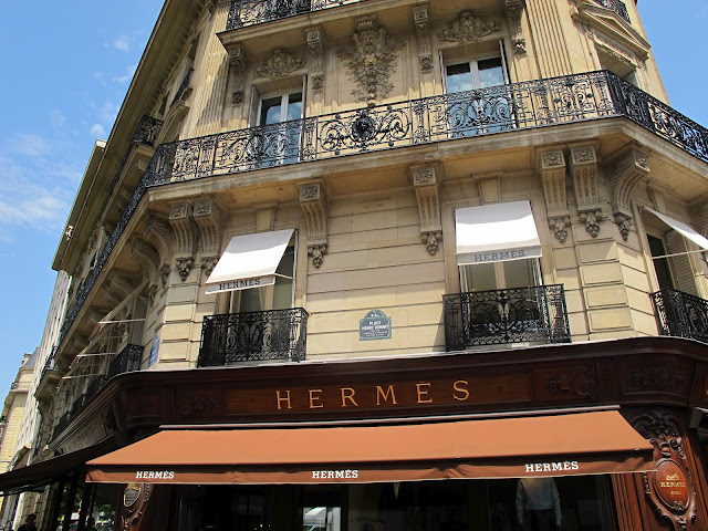 Hermès 42 Avenue George V