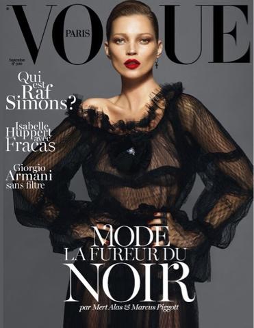 Vogue Paris Septiembre