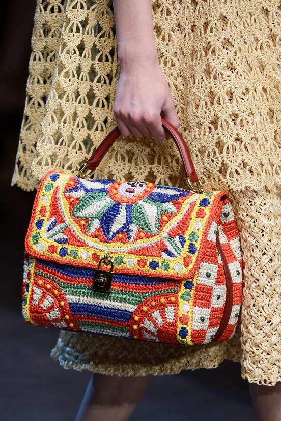 Dolce Gabbana SS 2013 bags