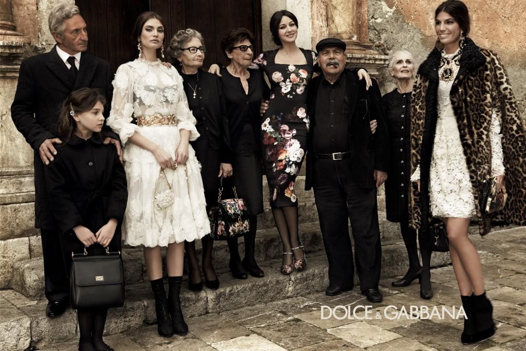 Dolce Gabbana Fall 2012 13