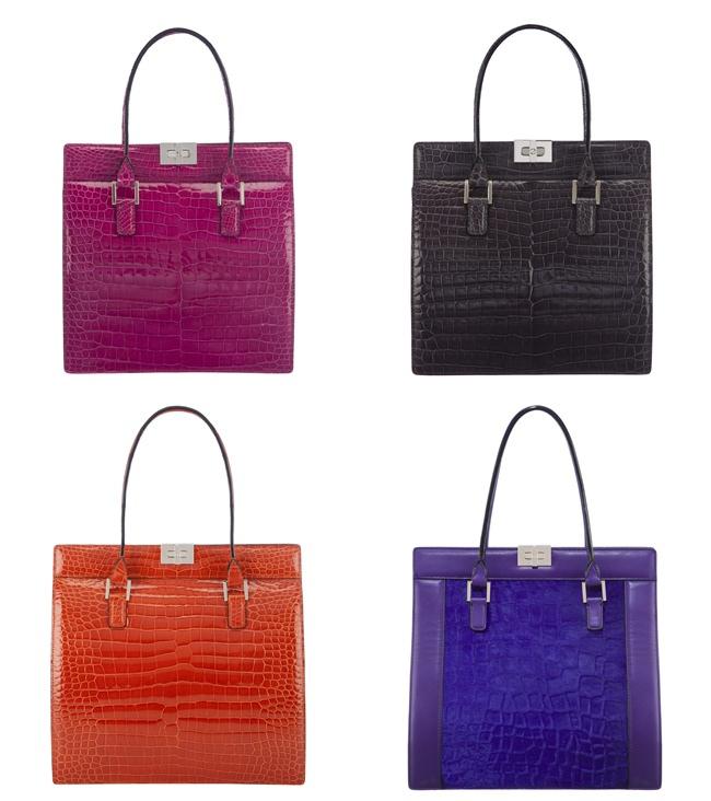 Giorgio Armani bags Fall 2012-13