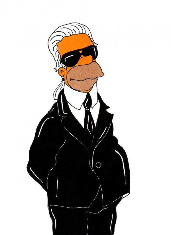 Homer-Simpson-Karl-Lagerfeld-Humor-