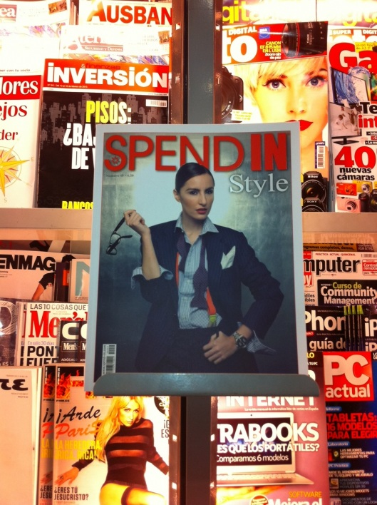 Revista lujo Spend In