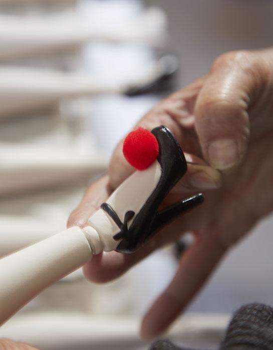 Louis Vuitton investit les vitrines de Noël des Galeries Lafayette