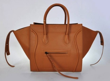 Celine-Luggage-Phantom-In-Calfskin-Leather-Tote-Bag