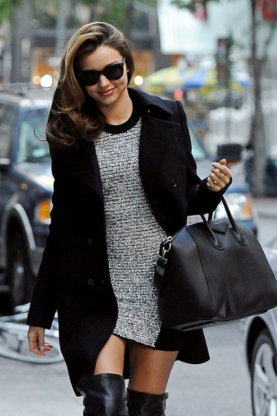 Miranda+Kerr+Tote+Bags+Leather