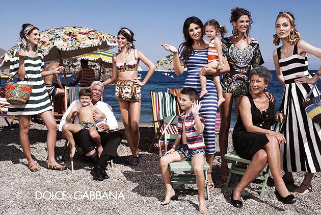 SS 2013 Dolce Gabbana