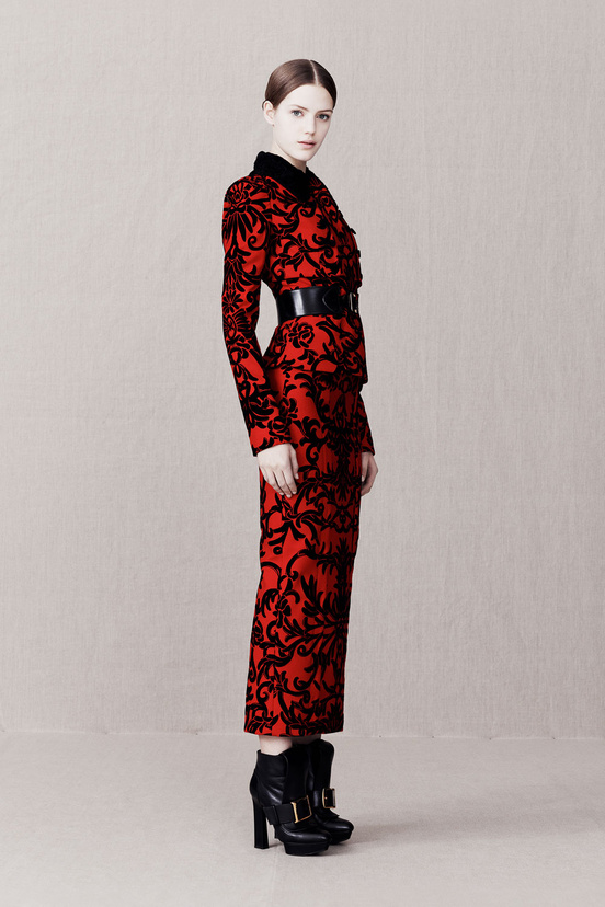 Alexander McQueen Pre Fall winter 2013-14