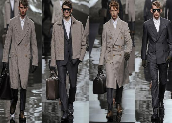 Louis Vuitton Men Fall Winter 2013-14