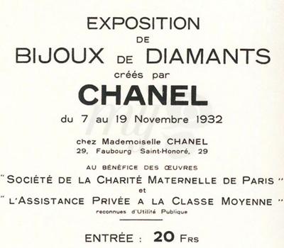 exposition-bijou-de-diamants-chanel-joaillerie-1932