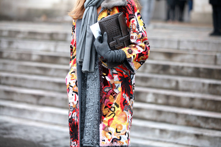 SS Couture Streetstyle 2013