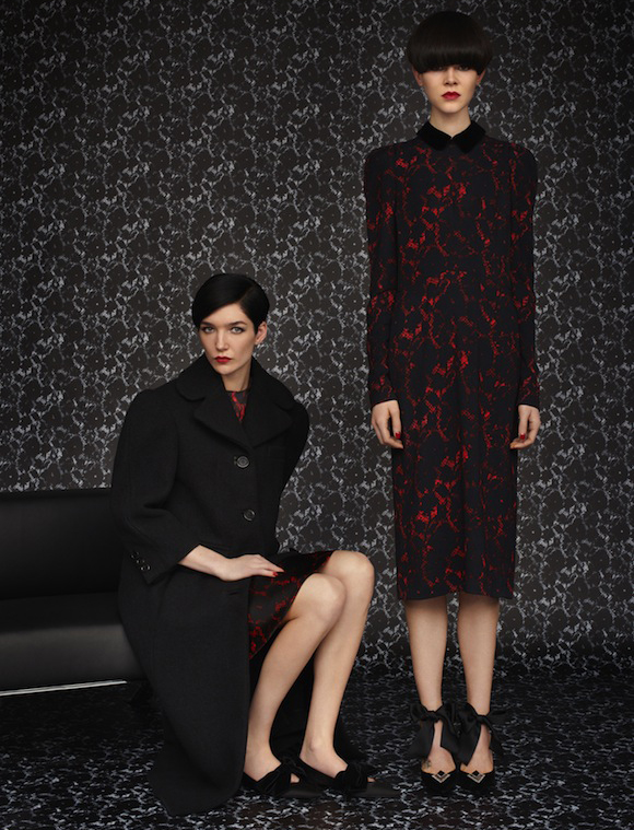Louis Vuitton Pre Fall 2013-14