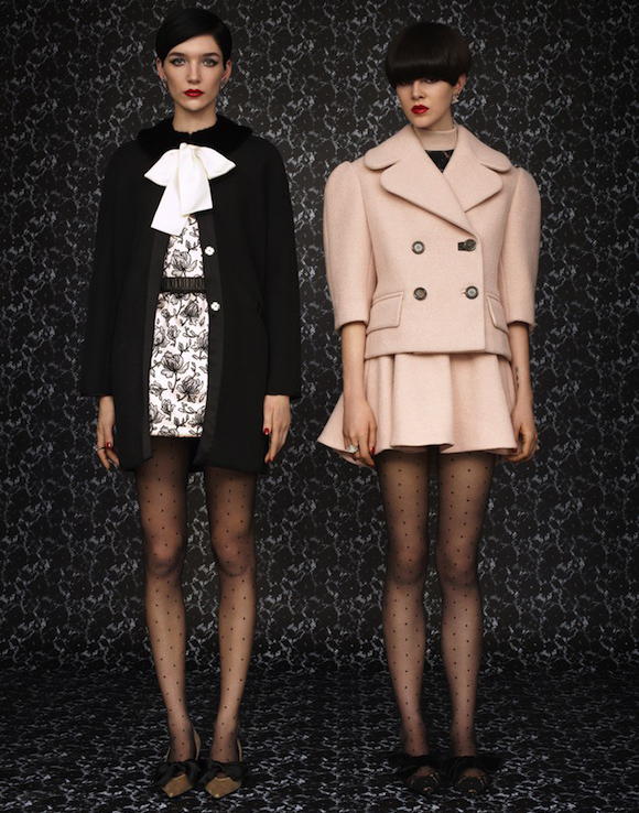 Louis Vuitton Pre Fall 2013-14