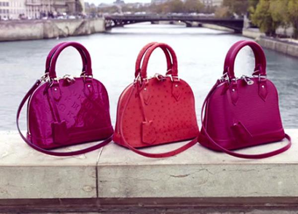 Mini Alma Louis Vuitton bag